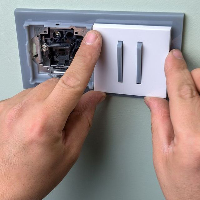 Switches and outlets